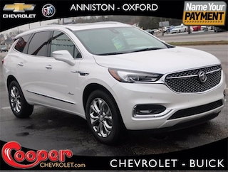 New 2021 Buick Enclave Avenir SUV for sale in Anniston AL