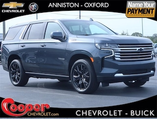 New 2021 Chevrolet Tahoe High Country SUV for sale in Anniston AL