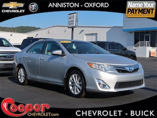 Used 2012 Toyota Camry Hybrid XLE Sedan for sale in Anniston, AL