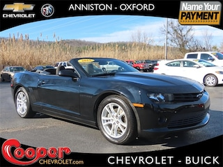 Used 2015 Chevrolet Camaro 1LT Convertible for sale in Anniston, AL