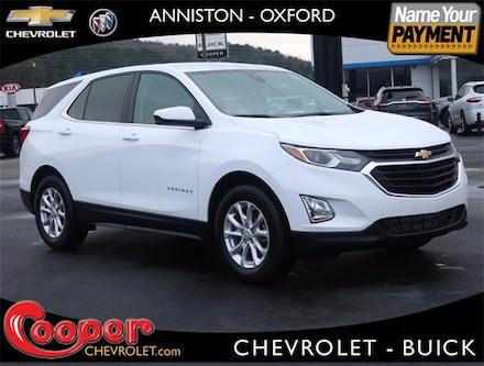New 2021 Chevrolet Equinox LT SUV in Anniston, AL