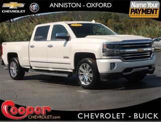 Used 2016 Chevrolet Silverado 1500 High Country Truck for sale in Anniston, AL