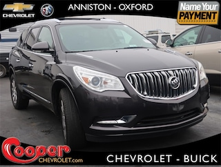 Used 2017 Buick Enclave Convenience Group SUV for sale in Anniston, AL