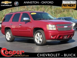 Used 2007 Chevrolet Tahoe LTZ SUV for sale in Anniston, AL