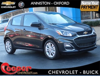 New 2021 Chevrolet Spark 1LT Automatic Hatchback for sale in Anniston AL