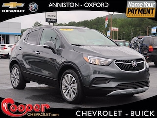 Used 2017 Buick Encore Preferred SUV for sale in Anniston, AL