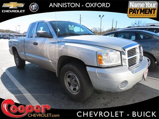 Used 2006 Dodge Dakota ST Truck for sale in Anniston, AL