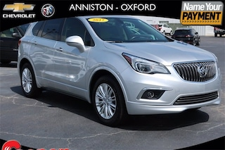 Used 2017 Buick Envision Preferred SUV for sale in Anniston, AL