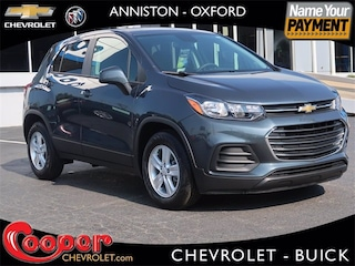 New 2021 Chevrolet Trax LS SUV for sale in Anniston AL
