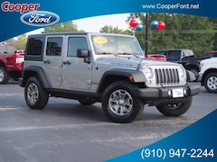 2014 Jeep Wrangler Unlimited Rubicon SUV