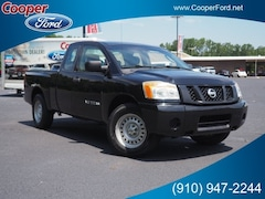 2011 Nissan Titan S Extended Cab Truck