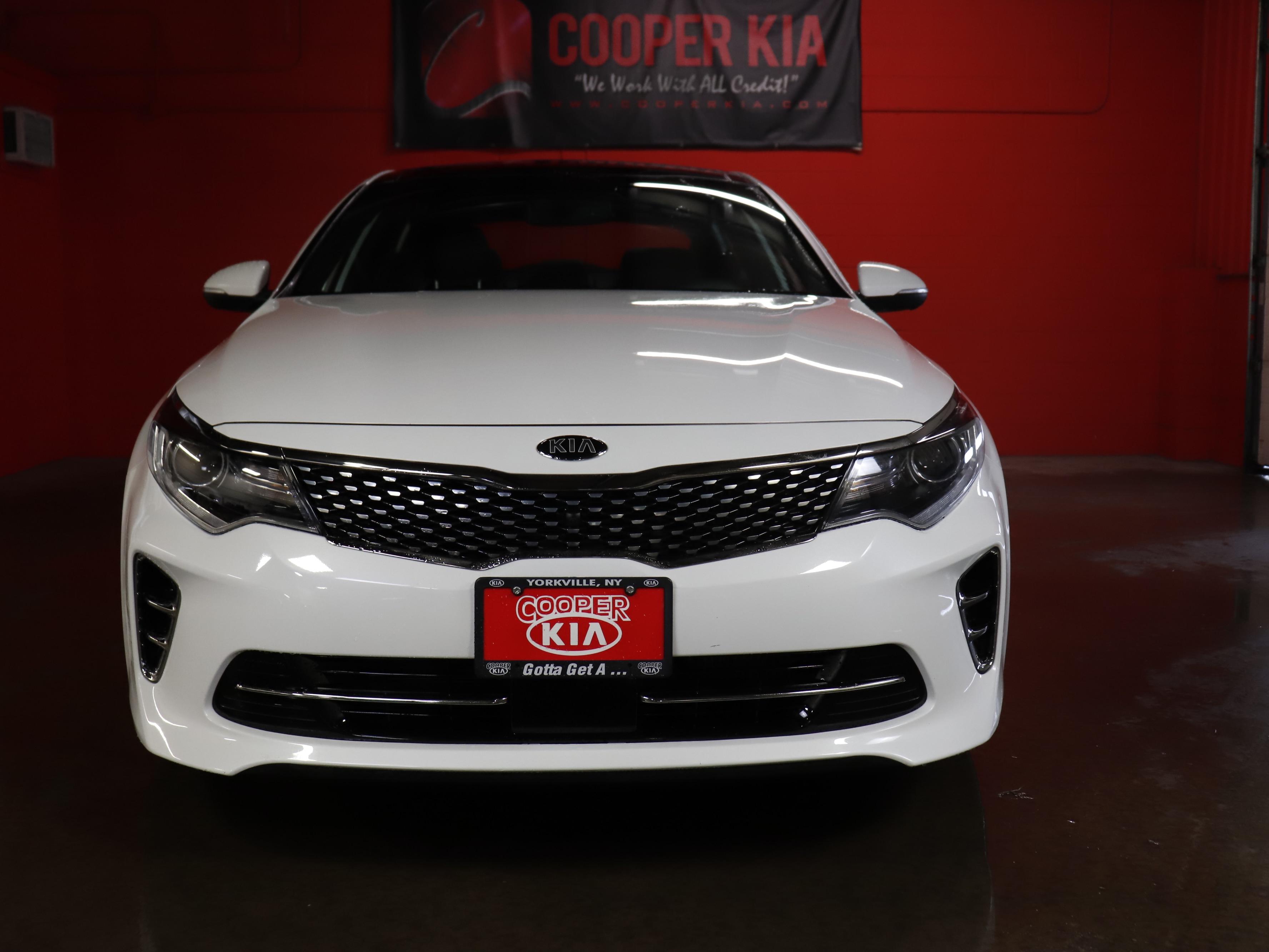 2016 Kia Optima SX Sedan