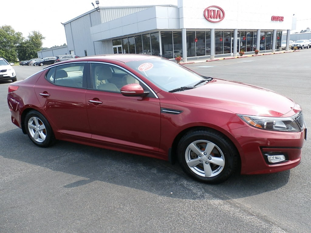 Used 2015 Kia Optima LX FWD Sedan for Sale in Yorkville, NY
