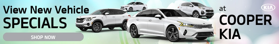 View New Vehicle Specials | April