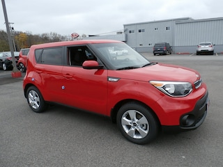 New 2019 Kia Soul Base Hatchback for sale in Yorkville near Syracuse, NY