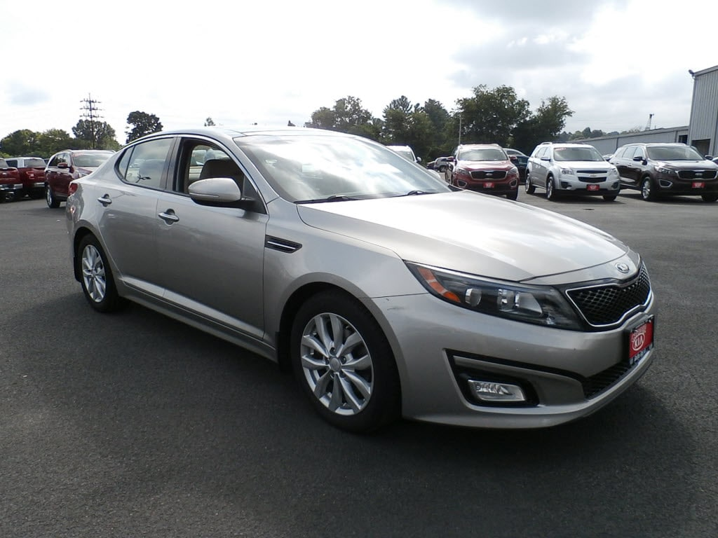 Used 2014 Kia Optima EX Sedan for Sale in Yorkville, NY
