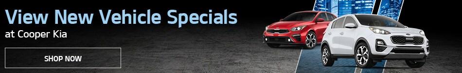 New Specials July