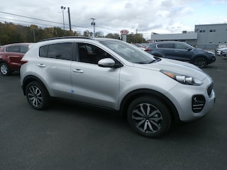New 2019 Kia Sportage EX SUV for sale in Yorkville near Syracuse, NY