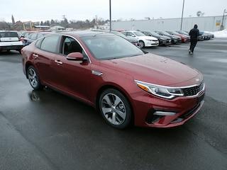 New 2019 Kia Optima Sedan for sale in Yorkville near Syracuse, NY