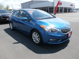 Used 2015 Kia Forte EX FWD Sedan for sale near Syracuse, in Yorkville NY
