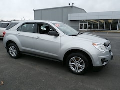 Used 2014 Chevrolet Equinox LS SUV for Sale in Richfield Springs, NY