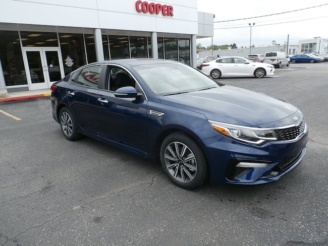 New 2019 Kia Optima Sedan for Sale in Yorkville, NY