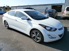 Used 2015 Hyundai Elantra Sedan for Sale in Richfield Springs, NY