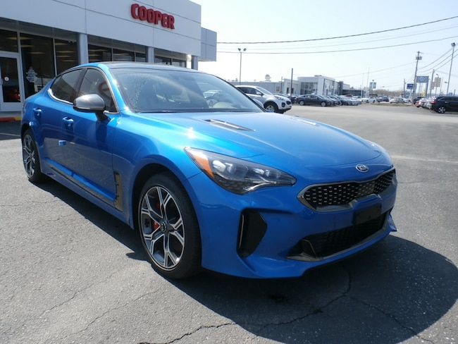 New 2018 Kia Stinger GT2 Sedan for Sale in Yorkville, NY