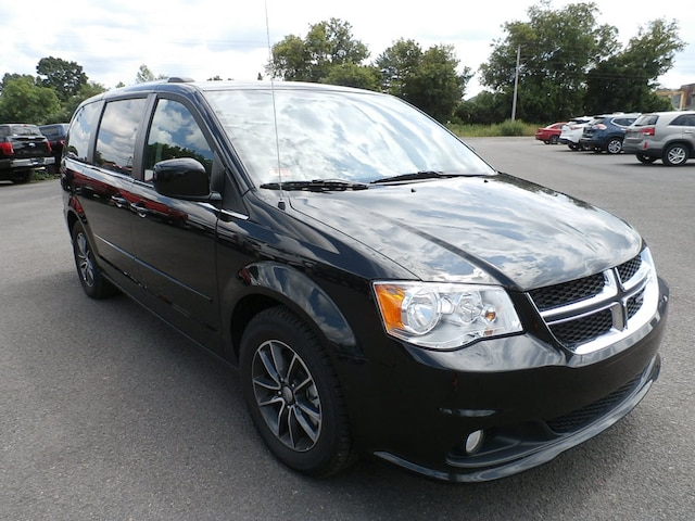 Used 2017 Dodge Grand Caravan For Sale Yorkville Ny Vin