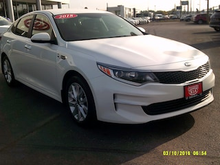 Used 2018 Kia Optima LX Sedan for sale near Syracuse, in Yorkville NY