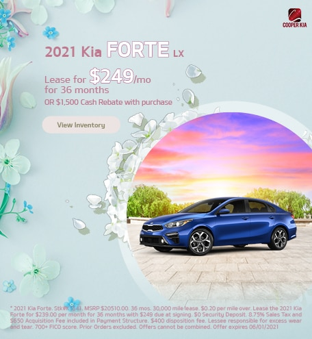 2021 Kia Forte LX | May Offer