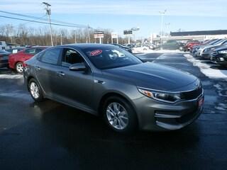 Used 2016 Kia Optima Sedan for sale near Syracuse, in Yorkville NY