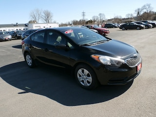 Used 2016 Kia Forte LX FWD Sedan for sale near Syracuse, in Yorkville NY