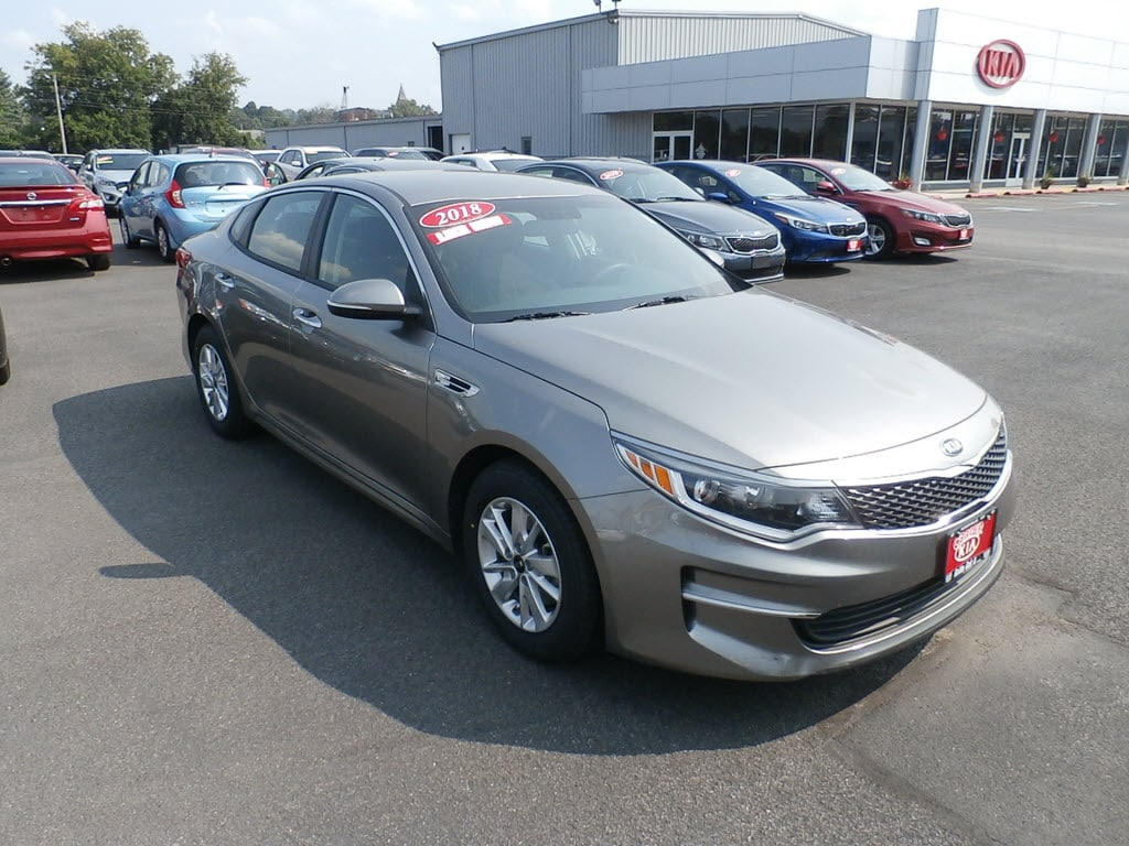 Used 2018 Kia Optima Sedan for Sale in Yorkville, NY
