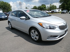 Used 2016 Kia Forte Hatchback for sale in Yorkville NY