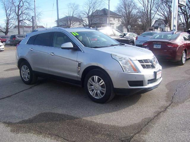Used 2011 Cadillac SRX For Sale at Cooper Motors   VIN