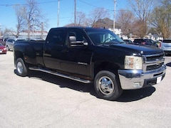 2008 Chevrolet Silverado 3500HD LTZ DRW Crew Cab Long Bed Truck