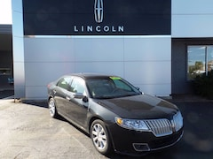 Used 2012 Lincoln MKZ AWD with Navigation, Moon Roof, and Heated Leather Sedan