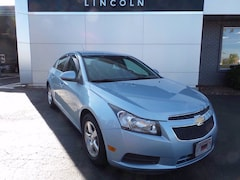 2011 Chevrolet Cruze 1LT with Warranty for 6 Months or 7,500 Miles Sedan
