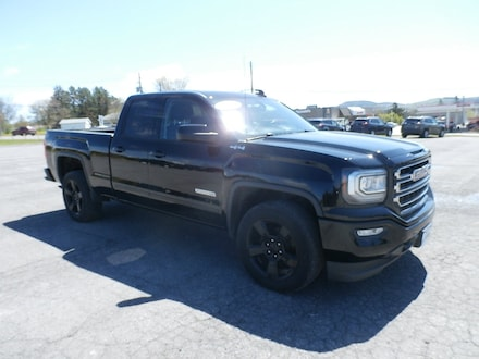 Featured Used 2018 GMC Sierra K1500 SL DBL CAB in Richfield Springs, NY