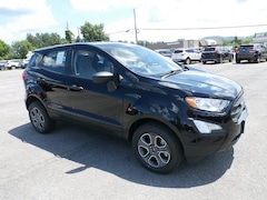 New 2020 Ford EcoSport S SUV for Sale in Richfield Springs, NY