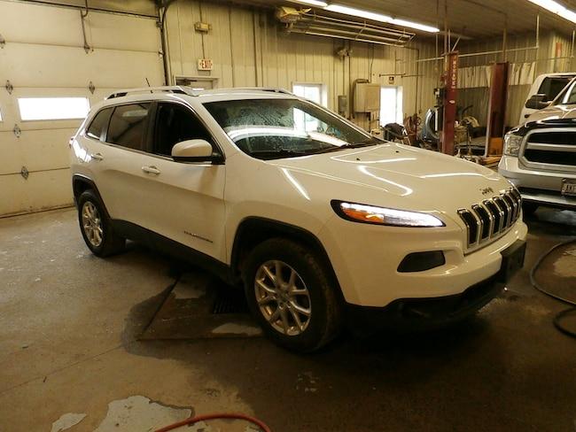 Used 2015 Jeep Cherokee Latitu SUBN for Sale in Richfield Springs, NY