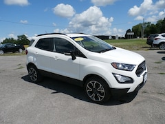 Used 2019 Ford EcoSport SES 4X4 for Sale in Richfield Springs, NY