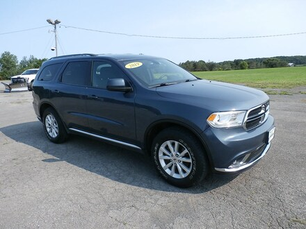 Featured Used 2019 Dodge Durango SXT WAGON in Richfield Springs, NY