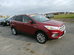 Used 2018 Ford Escape WAGON for Sale in Richfield Springs, NY