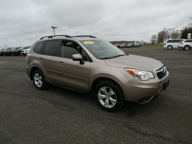 Used 2016 Subaru Forester 2.5 WAGON for Sale in Richfield Springs, NY