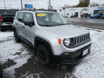 2015 Jeep Renegade SUBN