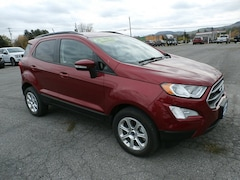 Used 2019 Ford EcoSport SE SUV for Sale in Richfield Springs, NY