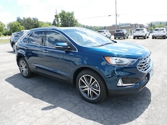 New 2020 Ford Edge Titanium SUV for Sale in Richfield Springs NY