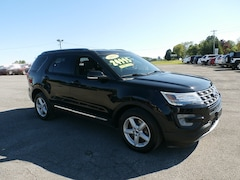Used 2017 Ford Explorer XLT WAGON for Sale in Richfield Springs, NY